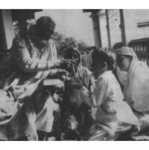 Om Vishnupad Srila Bhakti Rakshak Sridhar Dev-Goswami Maharaj-034