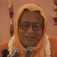 Srila Govinda Maharaj speaking
