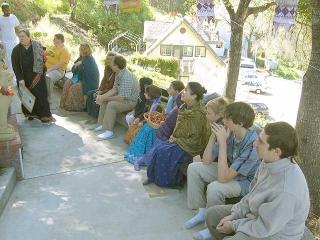 08-Srila Govinda Maharaj Disappearance Program in Soquel April 2012
