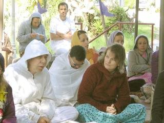 09-Srila Govinda Maharaj Disappearance Program in Soquel April 2012