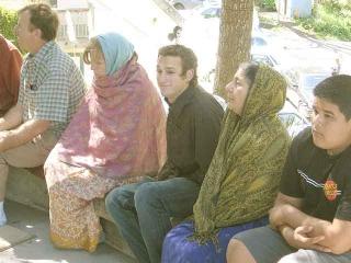 14-Srila Govinda Maharaj Disappearance Program in Soquel April 2012