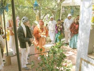 20-Srila Govinda Maharaj Disappearance Program in Soquel April 2012