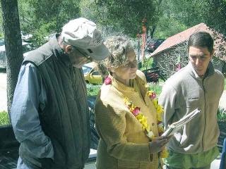 28-Srila Govinda Maharaj Disappearance Program in Soquel April 2012