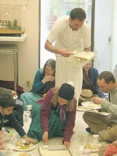 48-Srila Govinda Maharaj Disappearance Program in Soquel April 2012
