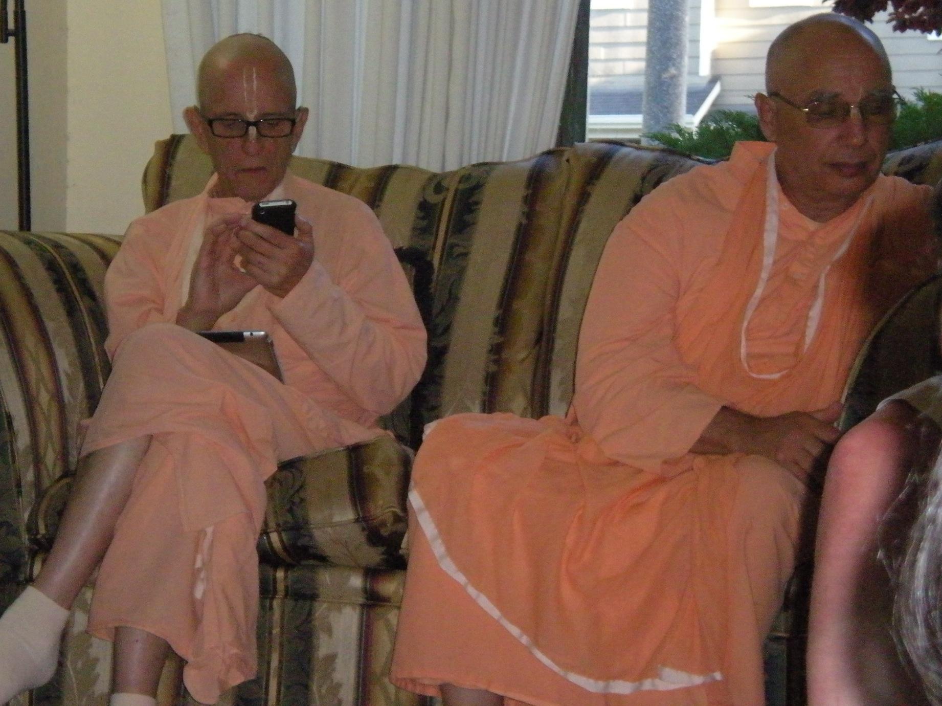 24-Baishnab Maharaj and Janardan Maharaj