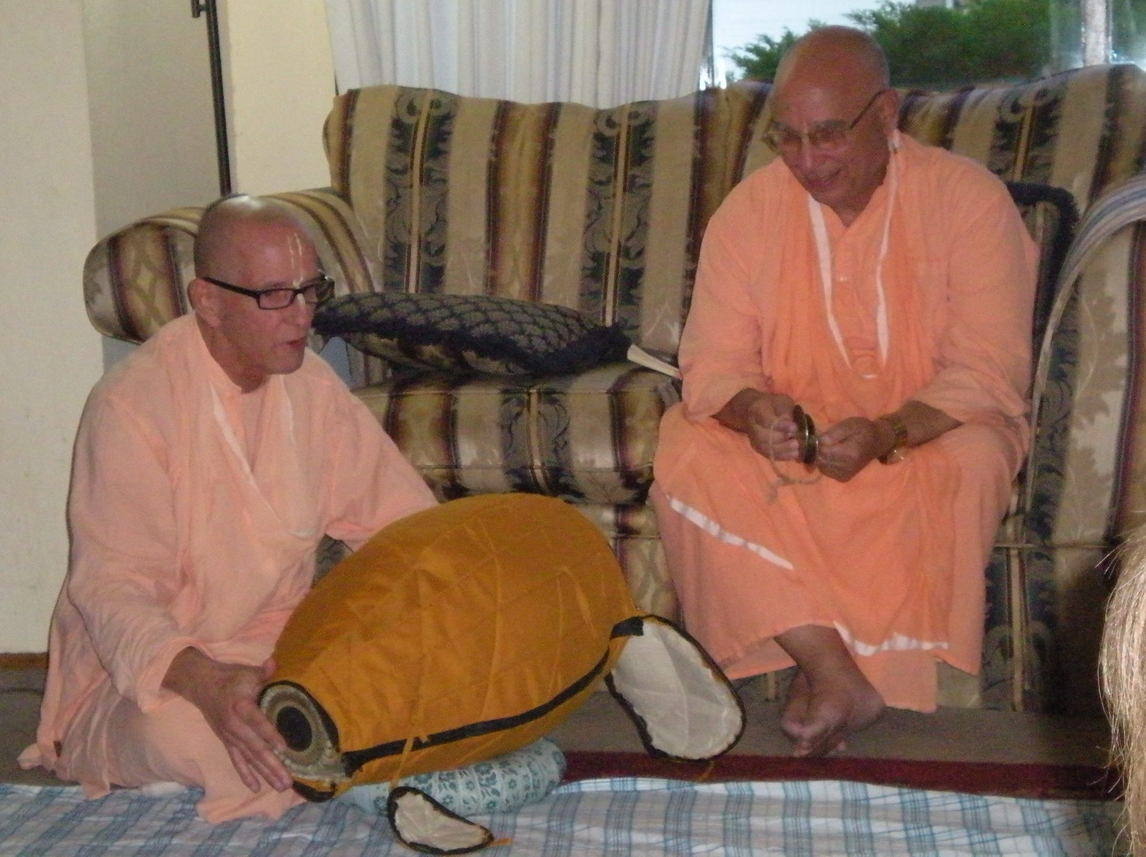 02-Baishnab Maharaj and Janardan Maharaj