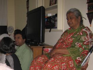 17-Guests at Sridhar Prabhu's home program