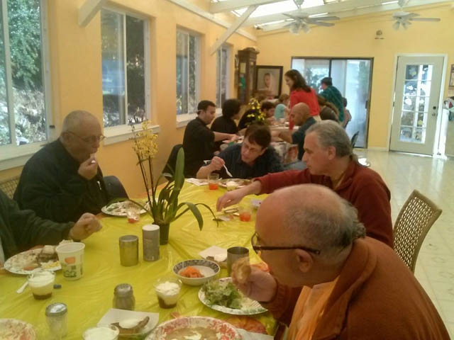 09-Thanksgiving at the Ashram