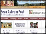 Visit our other site, the Seva Ashram Post to read articles about Krishna Consciousness.