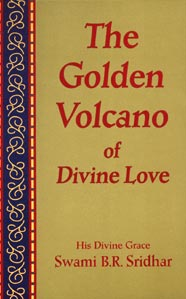 Cover of the Golden Volcano of Divine Love