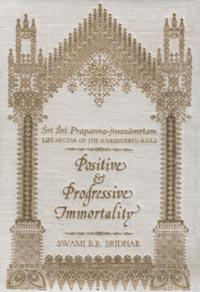 Cover of Sri Sri Prapanna Jivanamritam
