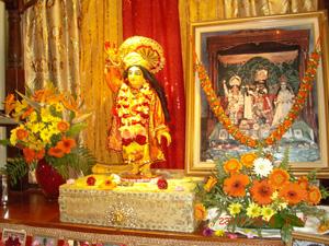 Sri Sri Guru Gauranga Sundar Mahaprabhu in San Jose