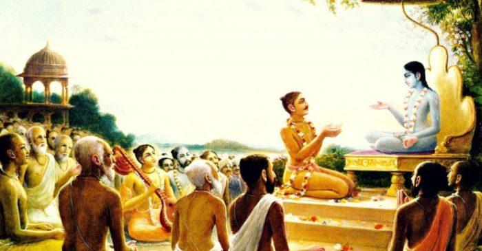 sukadev speaking srimad bhagavatam